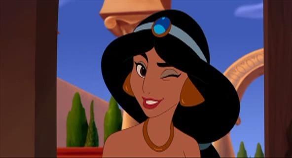 Princess Jasmine-Enchanted Tales-
