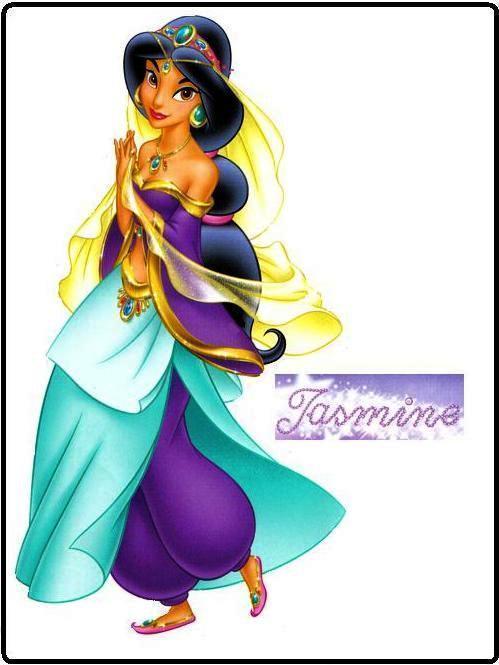 princesa jasmín