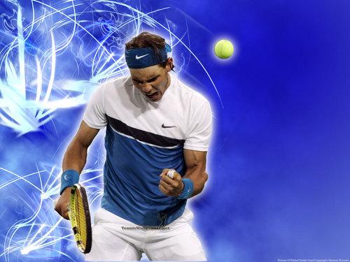 Rafael Nadal پیپر وال