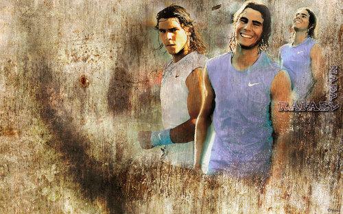 Rafael Nadal wolpeyper