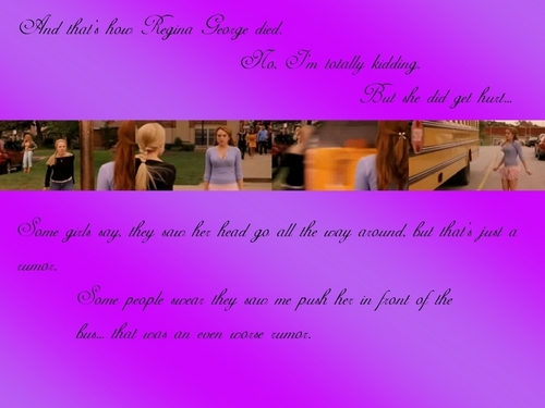 Regina&Cady - Bus Scene