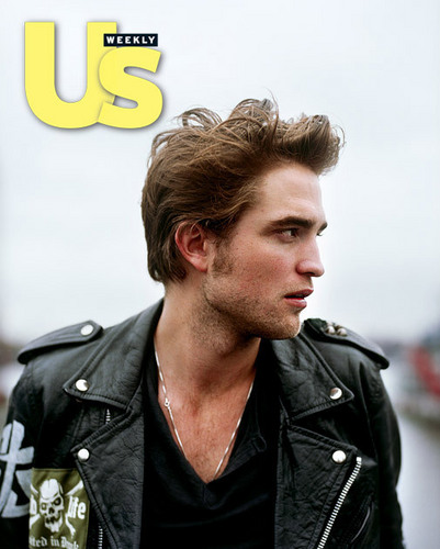 Rob- US Weekly Outtakes