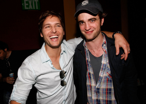 Rob and Petter (two handsome boys) =) HQ