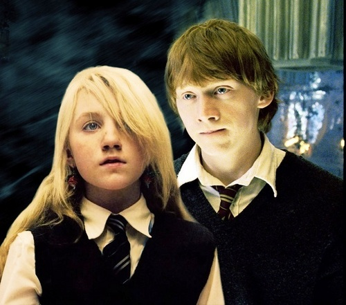 Ron and Luna