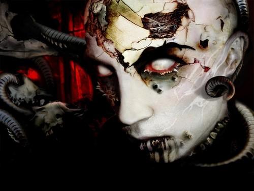 Horror Movies wallpaper titled Rotten