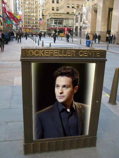 Ryan on Rockefeller sign