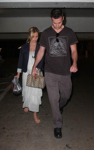 Sarah & Freddie in LA