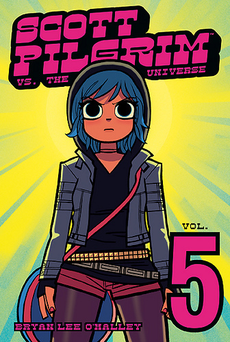 Vol.5 Scott Pilgrim vs. The Universe