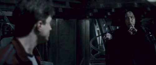Severus Snape & Harry Potter - The Half-Blood Prince / Astronomy Tower