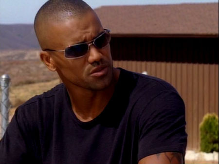 Criminal Minds wallpaper probably containing sunglasses called Shemar Moore