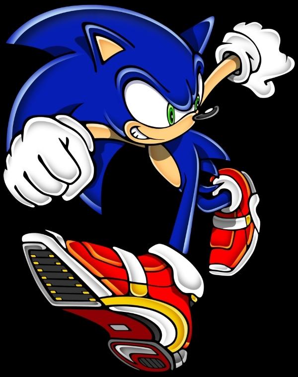 Sonic Running Sonic The Hedgehog Photo 7204328 Fanpop