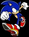 Sonic Running - sonic-the-hedgehog photo