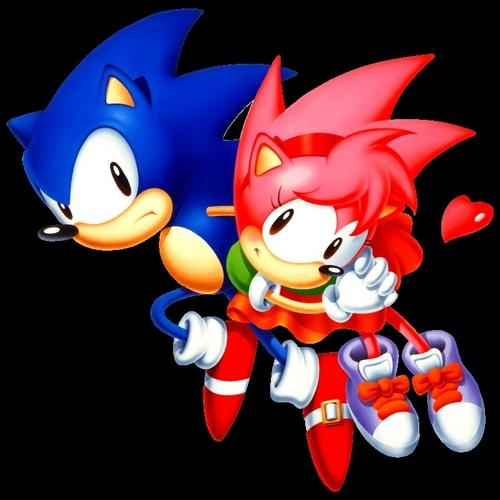 Sonic và Amy