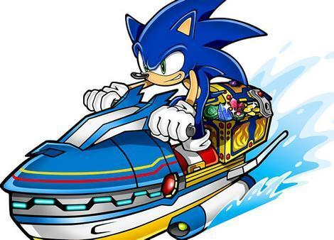 Sonic - sonic-the-hedgehog Photo
