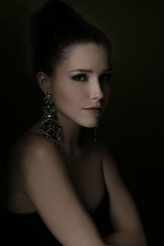 Sophia Photoshoot shot por Charles arbusto, bush