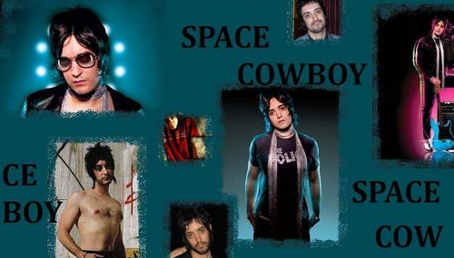 Space Cowboy Wallpaper