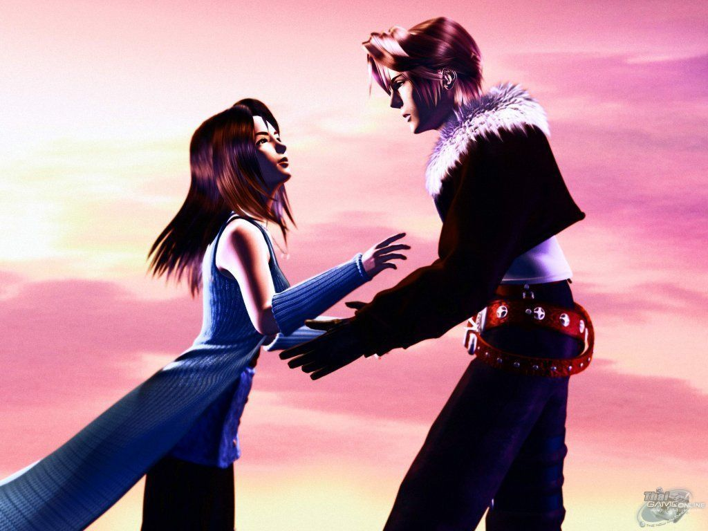 Squall And Rinoa Pictures Squall And Rinoa