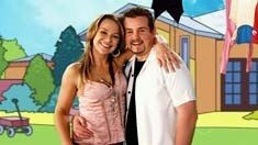 Steph and Toadie