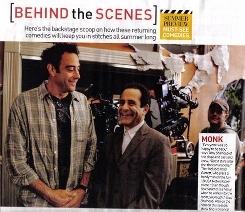 TV Guide Monk