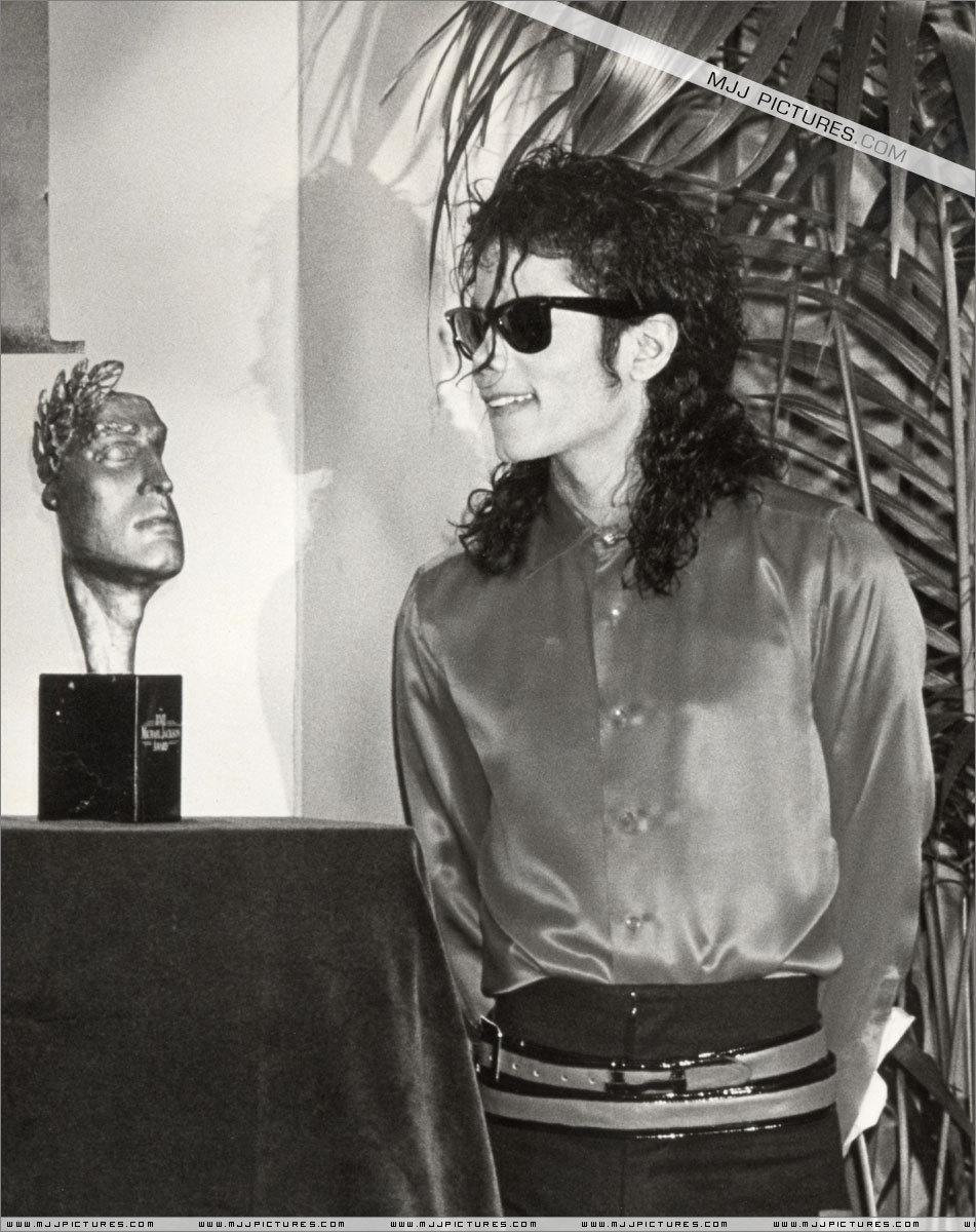 The BMI Michael Jackson Award