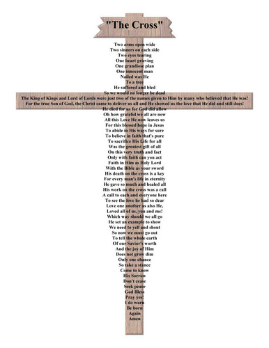 Jesus wallpaper titled The Cross
