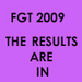 The FGT 2009 Winners article featured