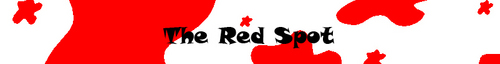 The Red Spot Banner- Made oleh Crazy-Chica