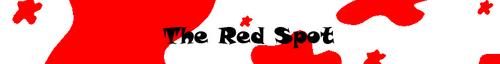 The Red Spot Banner- Made por Crazy-Chica