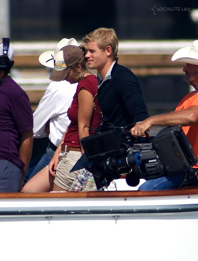 Trevor 90210 码头, 玛丽娜 Del Rey