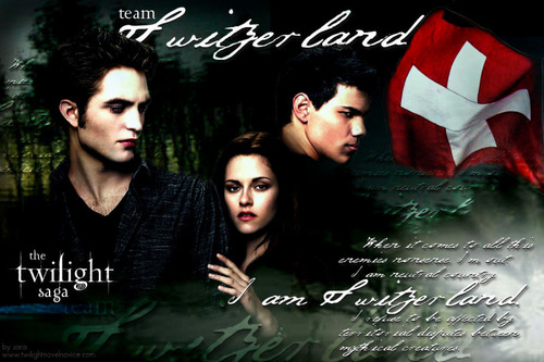 New Moon Movie wallpaper with a sign called Twilight Saga