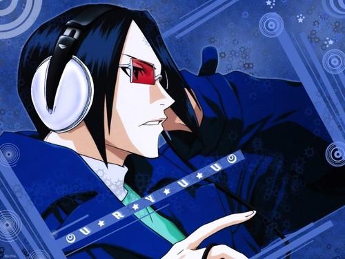 Uryu Ishida Hintergrund probably with Anime called Uryu Ishida