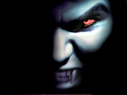 filmes de terror wallpaper entitled Vampire Eyes