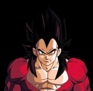 Prince Vegeta wallpaper probably with anime called Vegeta ssj4