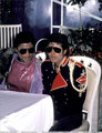 Victory Tour Press Conference - michael-jackson photo