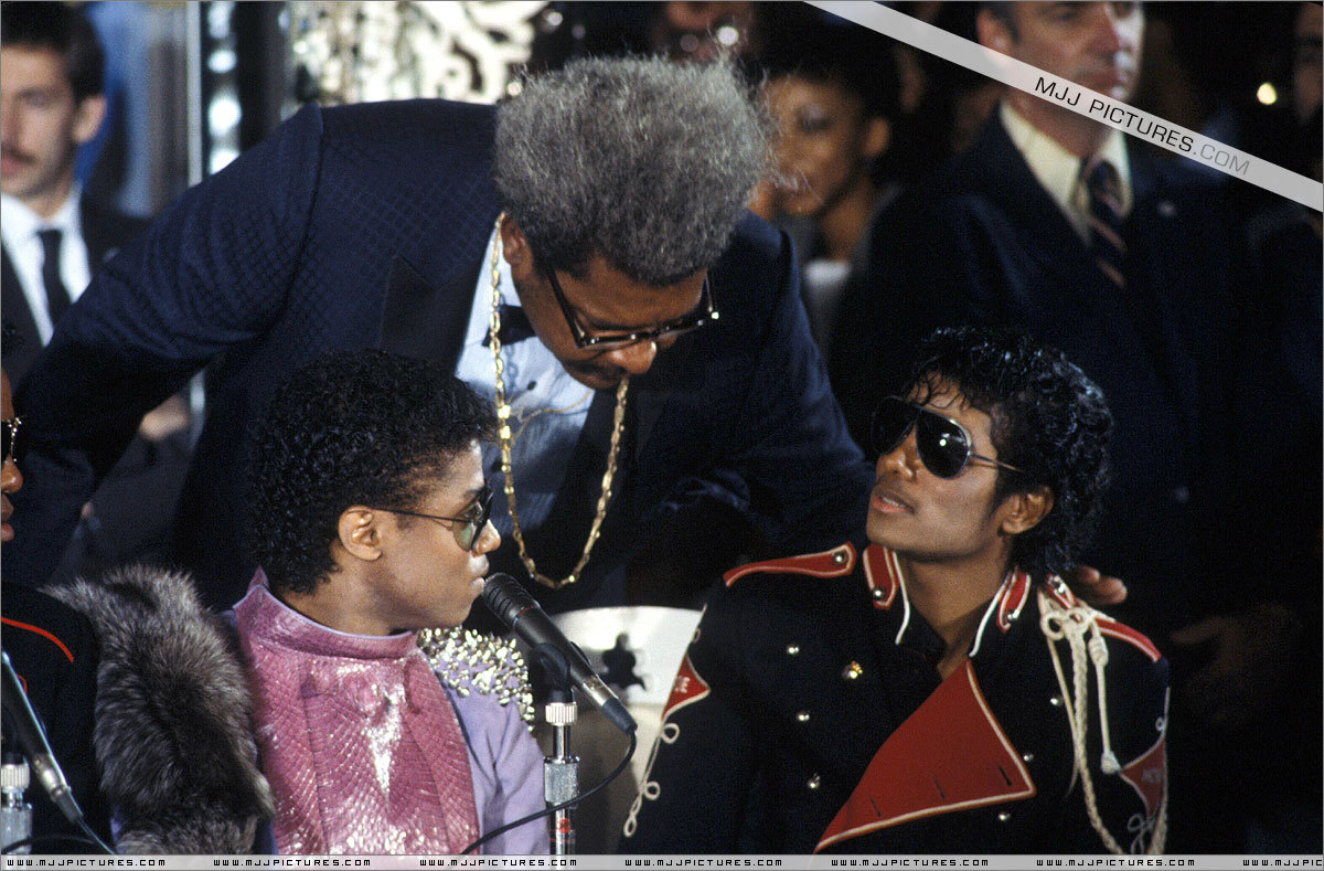 Victory Tour Press Conference