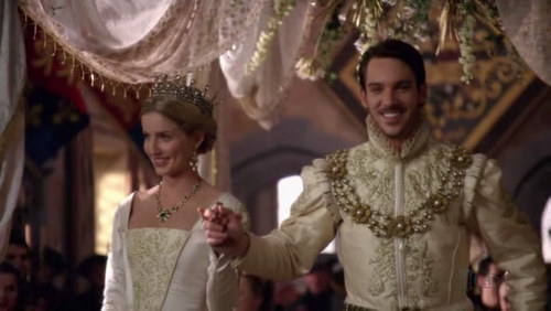 Wedding of Henry and Jane - the-tudors Screencap