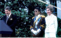White House : Presidential Award - michael-jackson photo