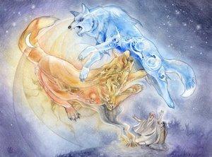 Wolf sipirits