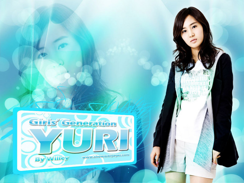 girls generation tiffany. YURI - Girls Generation/SNSD