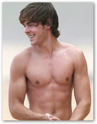 Zac Efron wallpaper probably with a six pack, a hunk, and skin entitled Zac Efron hot