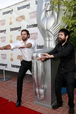 Zachary at Saturn Awards 2009