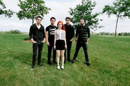 Brand New Eyes wallpaper titled _paramore_