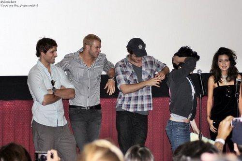 at Comic Con 2009 =)