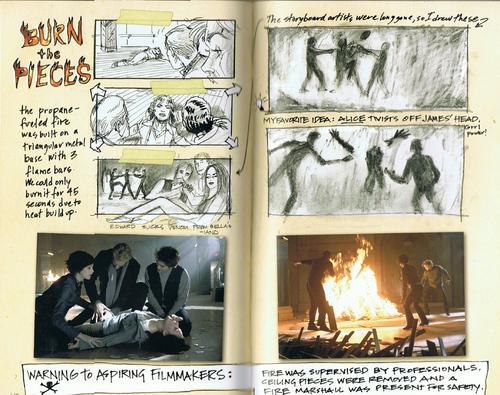 director's notebook =)