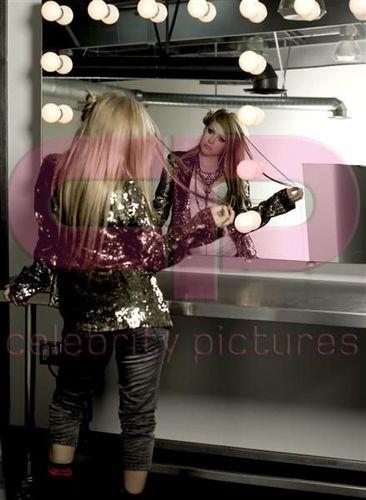 elle 2009 shoot