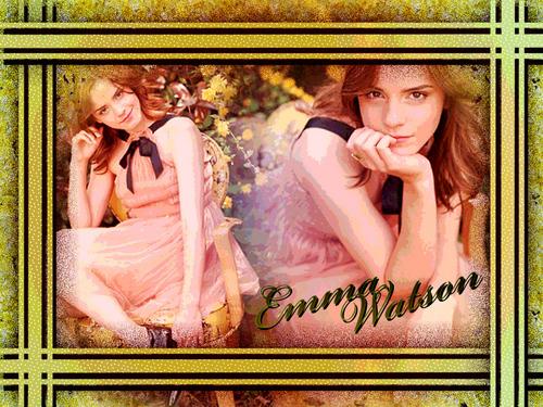 hermione granger wallpaper entitled emma ;)