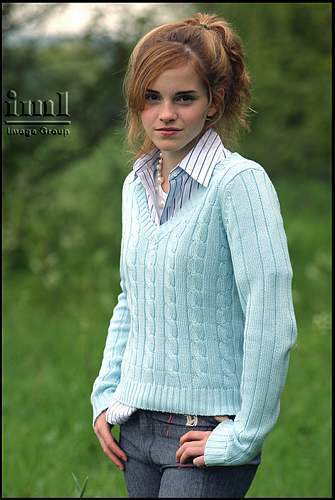 Hermione Granger wolpeyper possibly with a pullover and an outerwear titled hermione :)