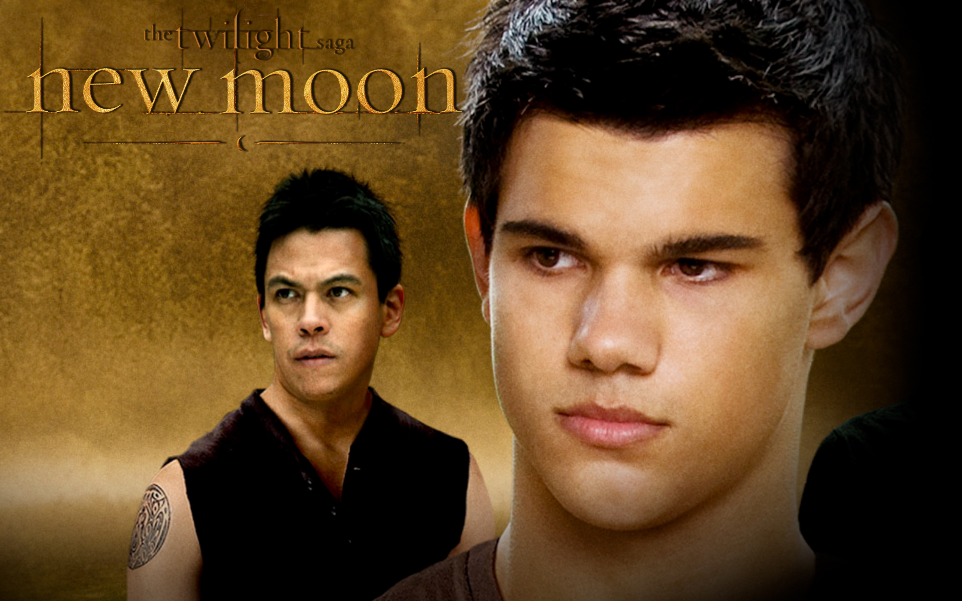 jacob black - twilight-series wallpaper