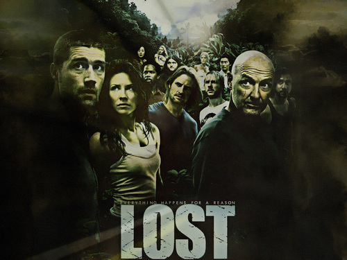 lost wallpaper