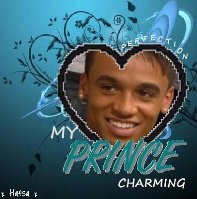 Aston Merrygold My Prince